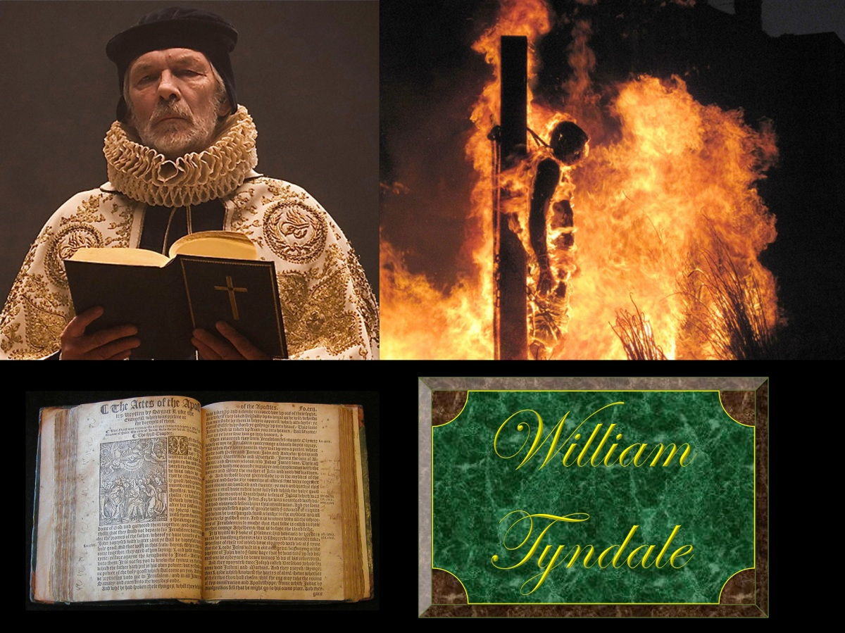an introduction to the life of william tyndale A brief introduction to the life and ministry of william tyndale by dr stephen nichols.